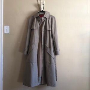 Wear in good health misty harbor trench coat